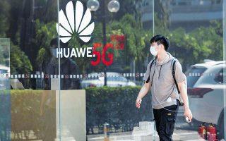 Ο δισεκατομμυριούχος ιδρυτής της Huawei, Ρεν Ζενγκφέι, έχει προσανατολίσει την εταιρεία να αναπτύξει τον κατάλογο των πελατών της στον τομέα των μεταφορών, της μεταποίησης και της γεωργίας (φωτ. AP).
