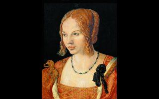 Αλμπρεχτ Ντίρερ, «Προσωπογραφία γυναίκας από τη Βενετία». Ο Ντίρερ είχε βαθιά και ισόβια σχέση με την Ιταλία. Φωτ. KUNSTHISTORISCHES MUSEUM WIEN