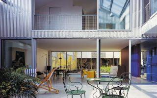 Κατοικίες στο Μπορντό της Γαλλίας (φωτ. PHILIPPE RUAULT).