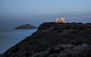 Η Ελλάδα, με το ιδιαίτερο πνεύμα της και την κληρονομιά της, θα συνεχίσει να είναι φάρος για όσους αναζητούν το φως (φωτ. A.P. Photo / Petros Giannakouris).