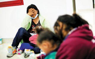 Κλιμακώνεται η πίεση των Ρεπουμπλικανών προς τον Τζο Μπάιντεν, στον οποίο καταλογίζουν πολιτικές ευθύνες για τη μεγαλύτερη, εδώ και 20 χρόνια, εισροή παράτυπων μεταναστών στις Ηνωμένες Πολιτείες από τα νοτιοδυτικά σύνορα της χώρας με το Μεξικό (φωτ. REUTERS / Jose Luis Gonzalez).