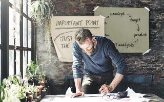 Η ανώτατη ενίσχυση που θα χορηγηθεί σε κάθε startup δεν θα υπερβαίνει τις 100.000 ευρώ, ποσό που αντιστοιχεί στο 80% του κεφαλαίου κίνησης για τα έτη 2019 ή 2020 (φωτ. SHUTTERSTOCK).