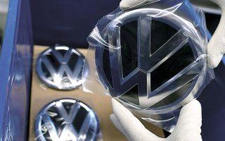 Η μετοχή της γερμανικής αυτοκινητοβιομηχανίας Volkswagen σημείωσε άλμα 6,0%.