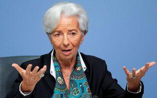 Η κ. Λαγκάρντ, στο πλαίσιο της ακρόασής της στο Ευρωπαϊκό Κοινοβούλιο, απαντώντας σε επικρίσεις για την πολιτική της ΕΚΤ στην αγορά ομολόγων,  τόνισε πως χρειάζεται να παρέλθει κάποιος χρόνος μέχρις ότου φανούν οι αυξημένες αγορές στα καταγεγραμμένα στοιχεία του προγράμματος.