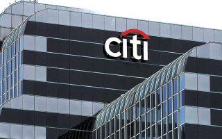 Η Citigroup «ανέβασε» τις προβλέψεις για την ανάπτυξη της ελληνικής οικονομίας φέτος στο 5,5%, από 3,1% πριν, ενώ για το 2022 την τοποθετεί στο 5,7% (φωτ. Α.Ρ.).