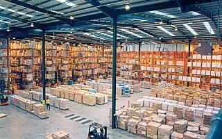 Ο κλάδος των logistics θα διαδραματίσει πρωταγωνιστικό ρόλο στον εμπλουτισμό των ακινήτων που ελέγχει η Premia Properties (φωτ. Reuters).