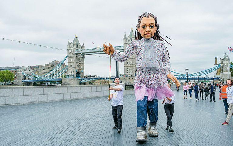 Η μικρή Αμάλ ετοιμάζεται για το μεγάλο ταξίδι της | Η ΚΑΘΗΜΕΡΙΝΗ