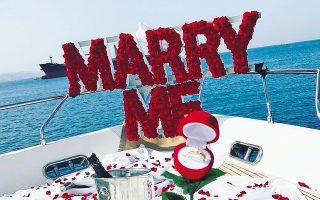 Για να κάνετε μια στοχευμένη αναζήτηση, πρέπει να ψάξετε τα hashtags που ταιριάζουν στο είδος του γάμου που οραματίζεστε.