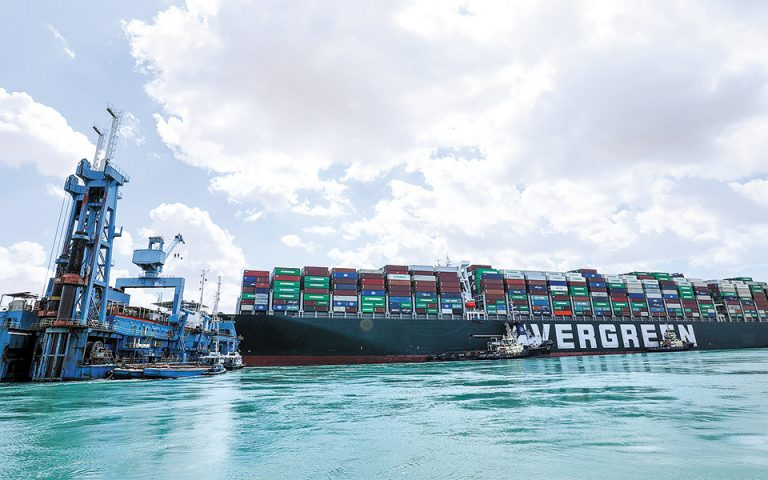 Ντόμινο προβλημάτων στο εμπόριο λόγω Σουέζ