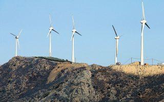 Φωτ. Στόχος του υπουργείου Περιβάλλοντος και Ενέργειας είναι η νομοθετική ρύθμιση που θα ξεκαθαρίζει το τοπίο στις επενδύσεις ΑΠΕ να συμπεριληφθεί στο νομοσχέδιο για την ενεργειακή απόδοση, που θα κατατεθεί στη Βουλή μέσα στον Απρίλιο (φωτ. INTIME).