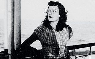 Η αρχιτέκτων, σχεδιάστρια, σκηνογράφος, καλλιτέχνις, κριτικός και ακτιβίστρια Λίνα Μπο Μπάρντι (1914-1992).