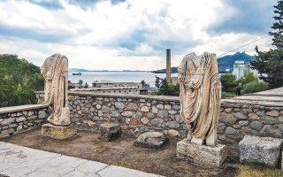 Πόσοι μπορούν να φθάσουν με τα πόδια ή το ποδήλατο στον αρχαιολογικό χώρο της Ελευσίνας; (φωτ. Shutterstock)