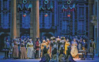 Η όπερα «Αντρέα Σενιέ» εγκαινιάζει το επετειακό πρόγραμμα της Εθνικής Λυρικής Σκηνής για τα 200 χρόνια από την Ελληνική Επανάσταση (φωτ. Α. Σιμοπουλος).