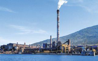 Στη β΄ φάση του διαγωνισμού για τη μίσθωση του μεταλλευτικού εργοστασίου της ΛΑΡΚΟ και των μεταλλείων στη Λάρυμνα και στο Λούτσι προκρίθηκαν έξι επενδυτικά σχήματα (φωτ. ΑΠΕ).