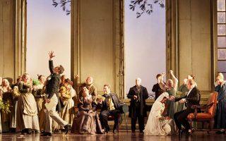 Η όπερα «Οι γάμοι του Φίγκαρο» σε on demand προβολές έως τις 4 Απριλίου.
