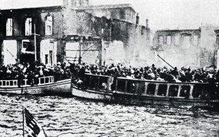 Η Μικρασιατική Καταστροφή αφενός επισκίασε την τραγωδία των Καυκάσιων Ελλήνων, αφετέρου προκάλεσε άλλου τύπου κατηγορίες σχετικά με τον νόμο που τους αφορούσε.