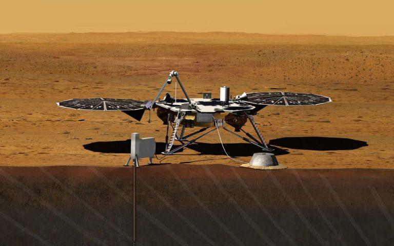 Τι διαπίστωσαν οι επιστήμονες μετρώντας την «καρδιά» του Άρη