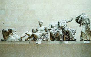 Από το 2009 το Μουσείο Ακρόπολης είναι ο ιδανικός χώρος για την έκθεση των γλυπτών του Παρθενώνα που βρίσκονται στο Βρετανικό Μουσείο.  Φωτ. REUTERS