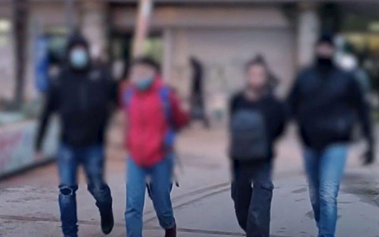 Πώς έληξε η κατάληψη στο ΑΠΘ – Βίντεο