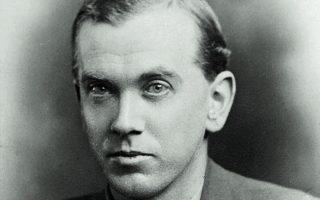 Ο Γκρέιαμ Γκριν σε νεαρή ηλικία. Ο μεγάλος Βρετανός συγγραφέας έκρυβε πολλούς δαίμονες μέσα του που τον βασάνιζαν.