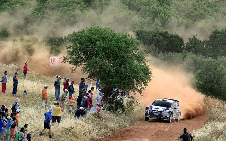 Επιστρέφει στο WRC το Ράλλυ Ακρόπολις – Τον Σεπτέμβριο η διεξαγωγή του