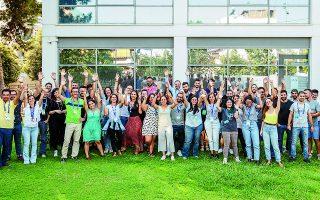 Γιορτάζοντας την επιτυχή ολοκλήρωση ενός ακόμη προγράμματος Atos Hackathon!