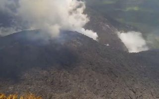 UWI Seismic Research Centre/ via REUTERS