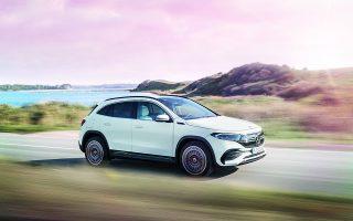Το πρώτο ηλεκτρικό μέλος της επιτυχημένης οικογένειας compact αυτοκινήτων Mercedes-Benz είναι γεγονός.