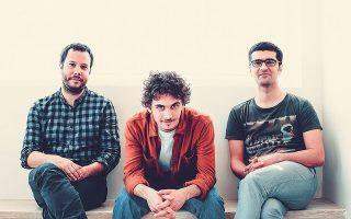 Συναυλία του Spiral Trio θα μεταδίδει από αύριο, μέσω streaming, το Half Note Jazz Club.