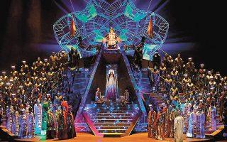 Η όπερα «Τουραντότ» του Τζάκομο Πουτσίνι είναι διαθέσιμη διαδικτυακά από το κανάλι Arte.
