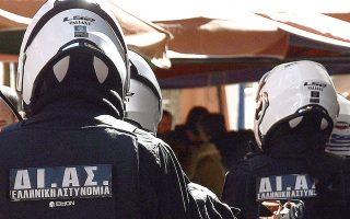 Εως το τέλος της εβδομάδας αναμένεται να ολοκληρωθεί και η ΕΔΕ εις΄βάρος των αστυνομικών της ομάδας ΔΙ.ΑΣ. που μετείχαν στον επεισοδιακό έλεγχο και στον ξυλοδαρμό πολιτών (φωτ. INTIME).