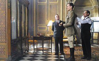 Ο Λαμπέρ Γουιλσόν υποδύεται τον σπουδαίο Γάλλο στρατιωτικό και πολιτικό.