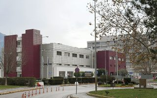 Οι εισαγωγές ασθενών COVID στα νοσοκομεία της Αχαΐας για τον Μάρτιο έχουν αυξηθεί κατά 164,29% (στη φωτ. το νοσοκομείο «Αγιος Ανδρέας»). (Φωτ. INTIME NEWS)