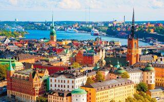 Σύμφωνα με τη σουηδική κυβέρνηση η ανάπτυξη της οικονομίας την επόμενη χρονιά θα είναι 3,8% από 3,7% που είχε προβλεφθεί (φωτ. SHUTTERSTOCK).