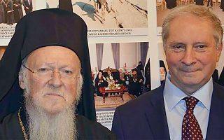 Με τον Πατριάρχη συνεργάστηκε επί τρεις δεκαετίες.