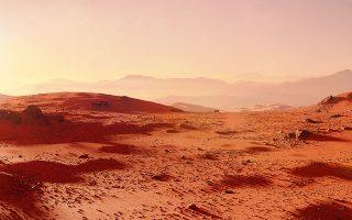 «Εγώ και η παρέα μου θέλαμε να κάνουμε κάτι που θα μας βοηθούσε να ξεφύγουμε απ' την ανιαρή καθημερινή ρουτίνα. Θα πηγαίναμε στον Αρη!», γράφει ο εντεκάχρονος Γιώργος Κρήτος (φωτ. SHUTTERSTOCK).