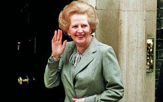Δεν θα διαπραγματευόμουν ποτέ με ανθρώπους που χρησιμοποιούν πίεση και βία για να πετύχουν τους στόχους τους. «The Lady does not bend», «Η Κυρία δεν λυγίζει», υποστήριζε η Margaret Thatcher την περίοδο της απεργίας των ανθρακωρύχων.