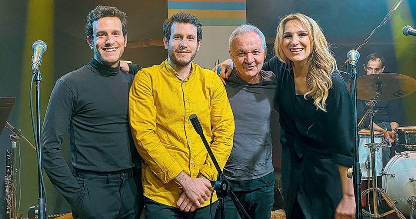Ο Μιχάλης και ο Παντελής Καλογεράκης, ο Χρήστος Θηβαίος και η Βίκυ Καρατζόγλου εγκαινιάζουν αύριο τη σειρά «Συναυλία στο ραδιόφωνο».