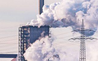 Η αύξηση ρύπων που αναμένεται για το 2021 είναι η δεύτερη μεγαλύτερη έπειτα από εκείνη που σημειώθηκε μετά τη χρηματοπιστωτική κρίση του 2010.