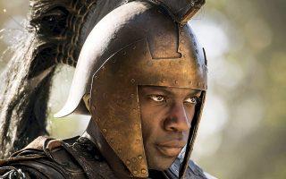 Ο Αχιλλέας ήταν μαύρος. Ομως ο Ομηρος ήταν τυφλός και δεν το είδε.