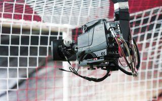 Το «μπάσιμο» της COSMOTE TV για αγορά των αγώνων της Σούπερ Λιγκ 1 αλλάζει τα δεδομένα στον τηλεοπτικό χάρτη του ποδοσφαίρου. Τα 14 συμβόλαια που έχει συνάψει η NOVA φέτος με τις ομάδες αγγίζουν τα 52 εκατ. ευρώ, ποσό που στη Λίγκα θεωρούν πως μπορεί να αυξηθεί (φωτ. INTIMENEWS).