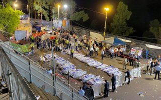 Φωτ.: REUTERS/Ishay Yerushalmi/Behadrei Haredim