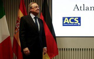 Ο πρόεδρος της Ευρωπαϊκής Σούπερ Λίγκας και της Ρεάλ Μαδρίτης, Φλορεντίνο Πέρεθ (φωτ.: Reuters).