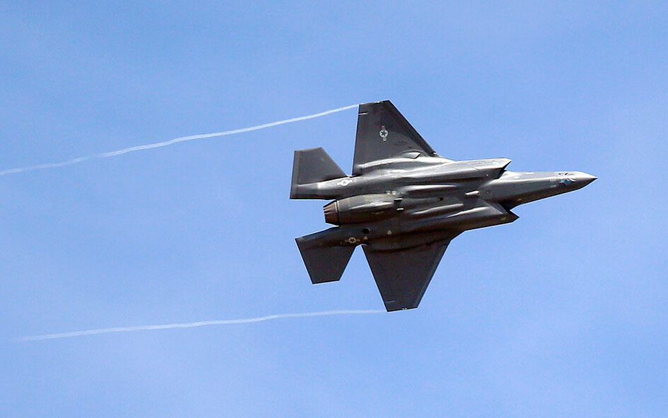US: They enter into a new agreement without Turkey for the F-35