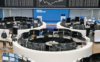 Ο FTSE στο Λονδίνο έκλεισε με πτώση 0,26%, με -0,31% ο DAX στη Φρανκφούρτη.