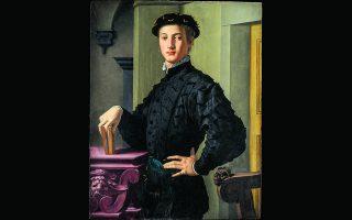 Εργο του Μπροντσίνο (1503-1572). Το Μητροπολιτικό Μουσείο της Νέας Υόρκης φωτίζει τη δυναστεία των Μεδίκων στη Φλωρεντία της Αναγέννησης.  Φωτ. THE METROPOLITAN MUSEUM OF ART