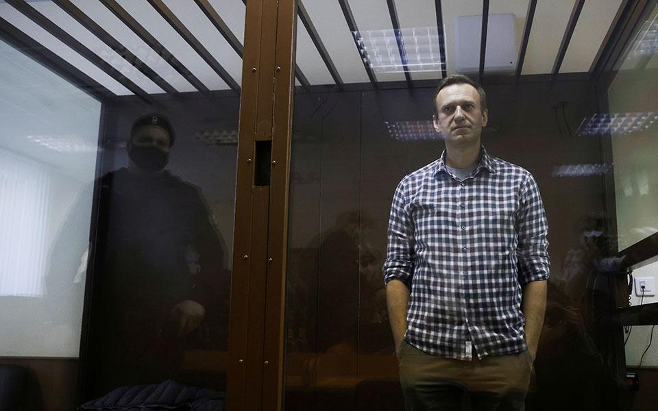 «Ανησυχία» ΗΠΑ για την κατάσταση υγείας του Ναβάλνι