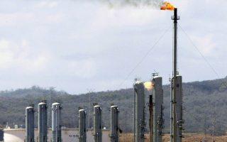 H τιμή του πετρελαίου ενισχύθηκε 1%, στα 60,29 δολάρια ανά βαρέλι.