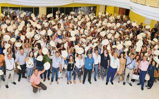 Η Pfizer Hellas «βιώνει τις αξίες» της σε εταιρική συνάντηση στο Πόρτο Χέλι.