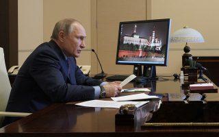 Φωτ. Sputnik/ Alexei Druzhinin/ Kremlin (από REUTERS)